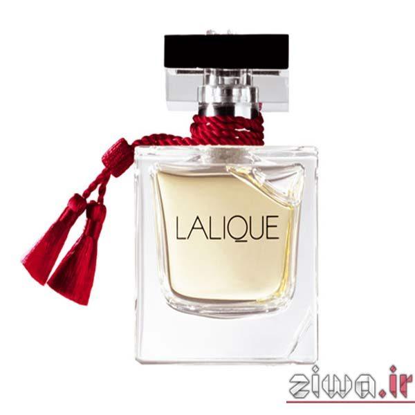 ادکلن زنانه لالیک قرمز مدل Le Parfum حجم 100 میلی لیتر