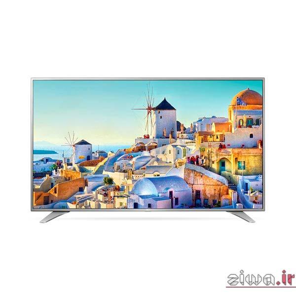 تلویزیون ۵۵ اینچ  ال جی اسمارت مدل UH651V