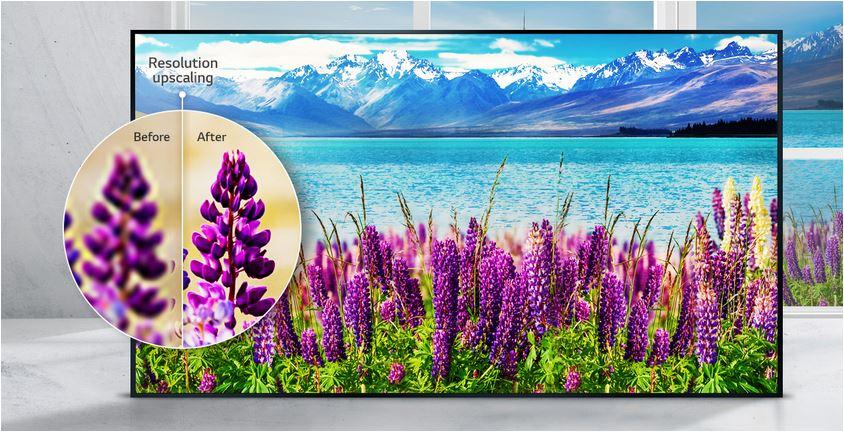 تلویزیون فورکی اسمارت ال جی LG 43UJ634V