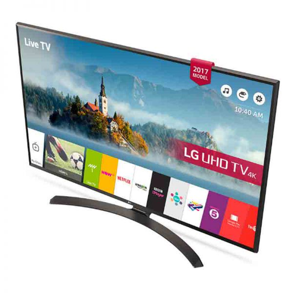 تلویزیون 55 اینچ ال جی مدل 55UJ634