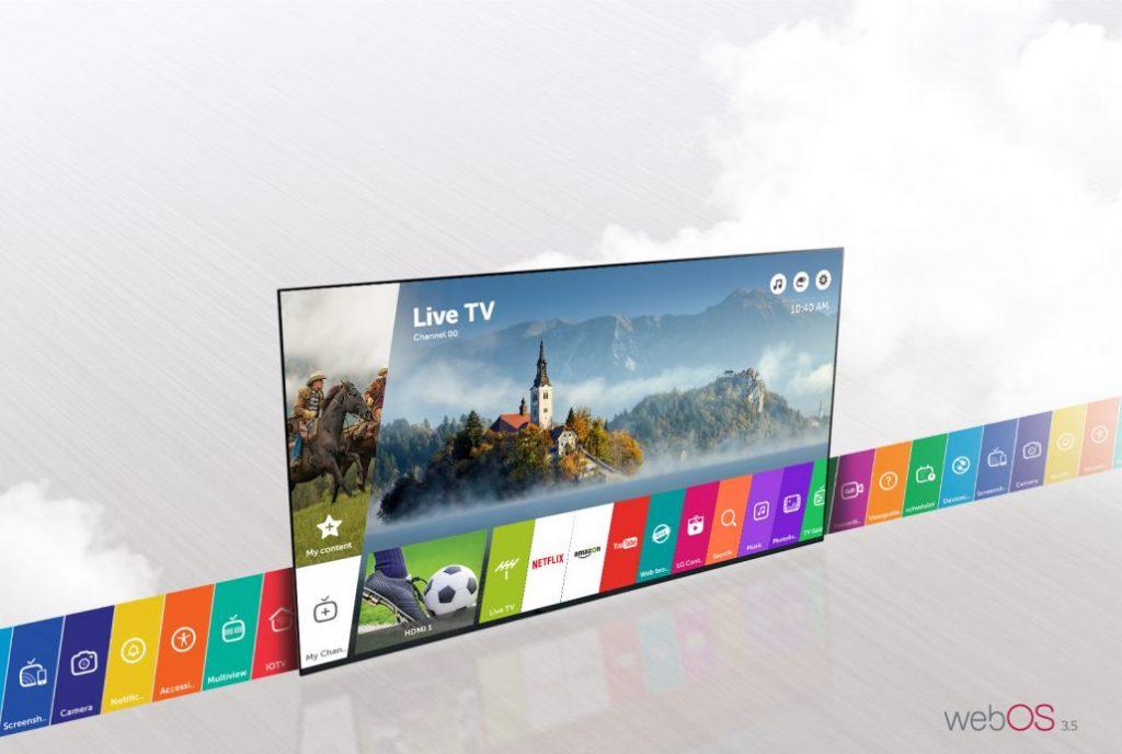 تلویزیون 43 اینچ فول اچ دی ال جی LG TV 43LJ610V