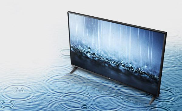 تلویزیون اسمارت ال جی LG 43LJ610V