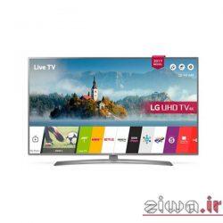 تلویزیون ۴۹ اینچ ۴K ال جی مدل UJ670V