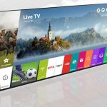 تلویزیون 49 اینچ ال جی مدل 49LJ550V جوانرود