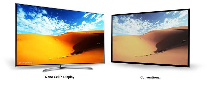 تلویزیون 49 اینچ و 4k ال جی مدل 49UJ752V جوانرود