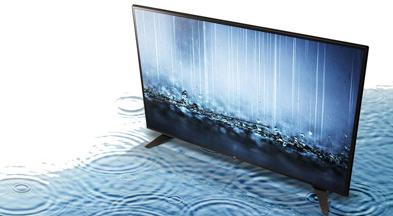 تلویزیون اسمارت ال جی 55LJ615V سری LJ615V