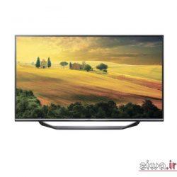 تلویزیون فور کی ۵۵ اینچ ال جی مدل ۵۵UJ670V
