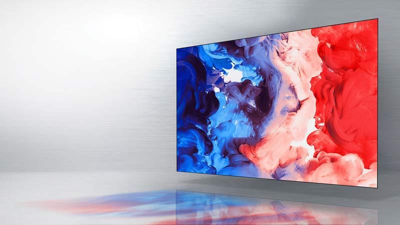 تلویزیون ال جی اسمارت 55UH651V سایز 55 اینچ