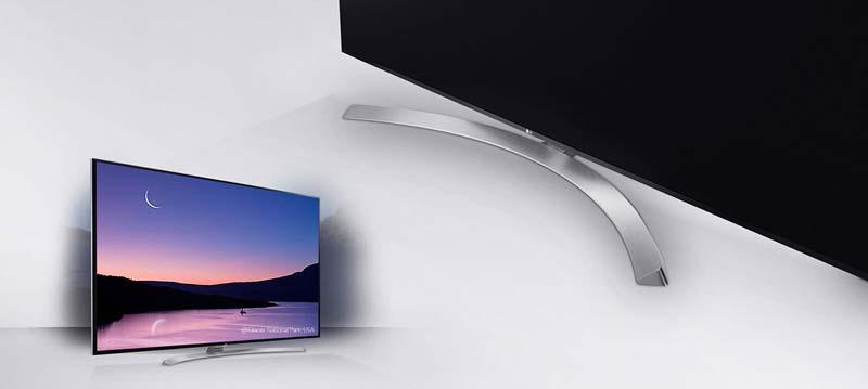 تلویزیون 55 اینچ ال جی اسمارت 55UJ752V