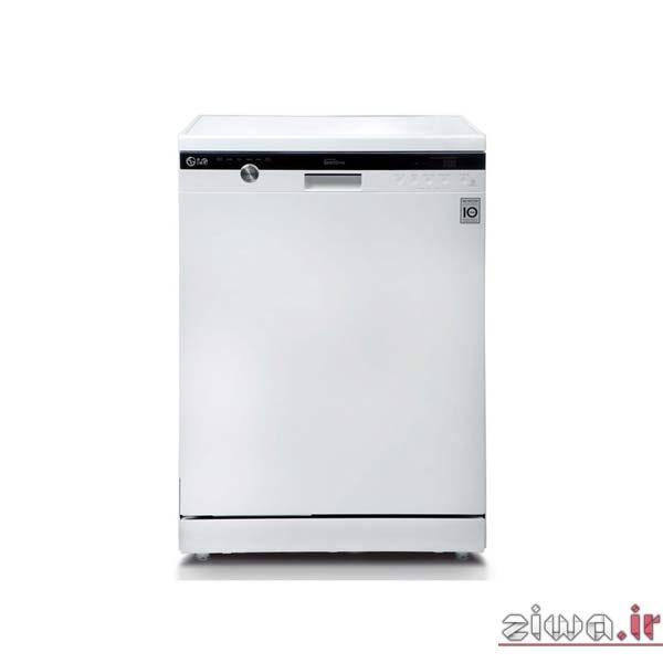 ماشین ظرفشویی بخار شوی 14 نفره ال جی مدل D1444LF