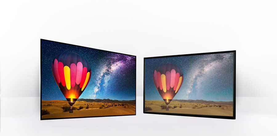 تلویزیون 49 اینچ 4K ال جی مدل UJ670V بهترین تلویزوین اسمارت