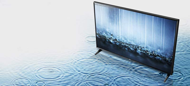 تلویزیون اسمارت ال جی مدل 49LH590T سایز 49 اینچ و سری LH590T