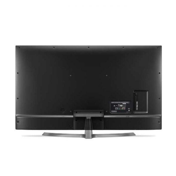تلویزیون 49 اینچ  4K ال جی مدل UJ670V