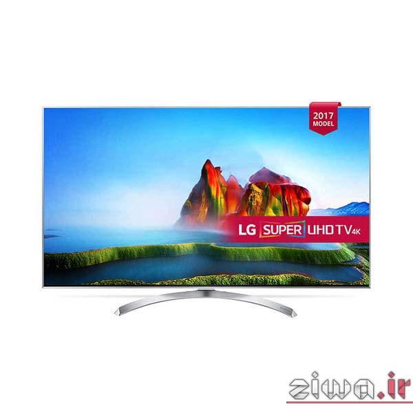 تلویزیون ال جی ۴۹ اینچ فورکی سری ۴۹SJ800V