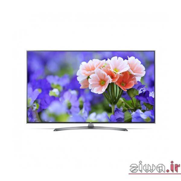 تلویزیون 49 اینچ و 4k ال جی مدل 49UJ752V