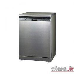 ماشین ظرف شویی ۱۴ نفره ال جی  مدل  DISHWASHER LG D1464CF