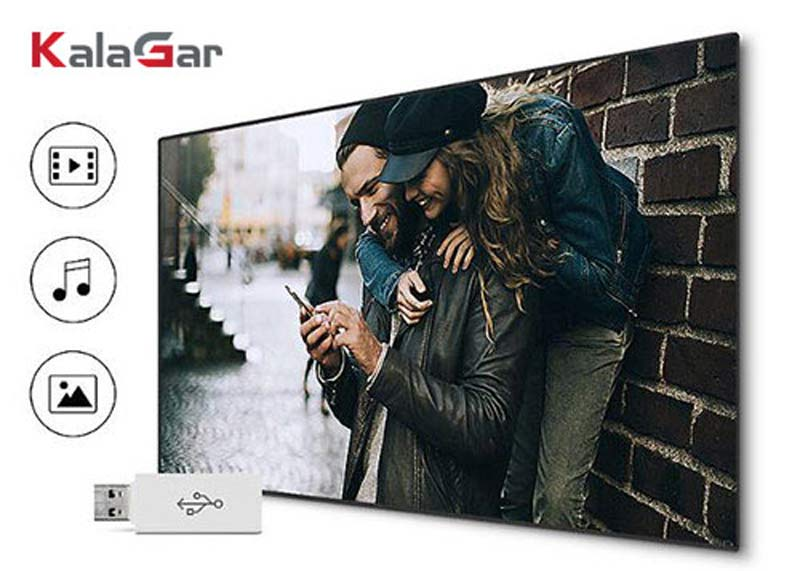 تلویزیون 49 اینچ سامسونگ مدل 49M5000
