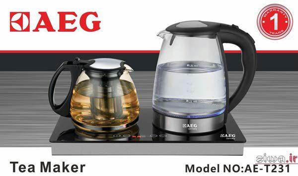 چاي ساز تمام لمس AEG مدل Ae-T231