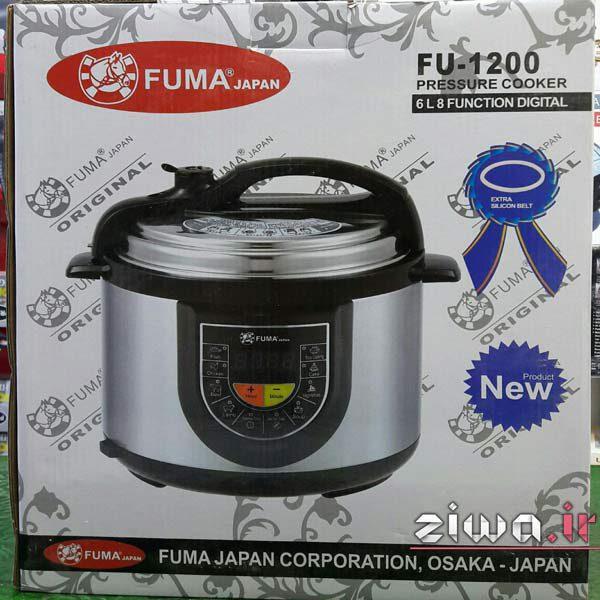 زودپز شش لیتر برقی فوما Fuma FU-1200