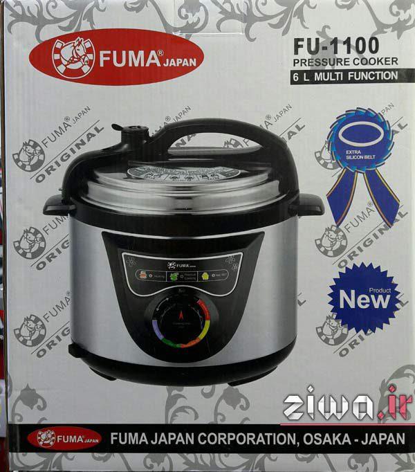 زودپز برقی فوما 6 لیتری Fuma FU-1100