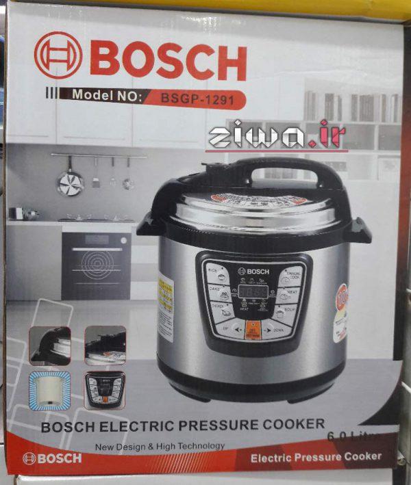 زودپز شش لیتری بوش مدل BOSCH BSGP-1291