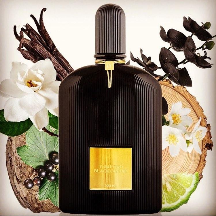 ادو پرفیوم زنانه تام فورد مدل Black Orchid حجم 100 میلی لیتر