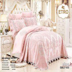 سرویس خواب و روتختی اترو  etro مدل امیلی EMILY