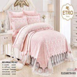 سرویس خواب و روتختی اترو ETRO طرح الیزابت ELIZABETH