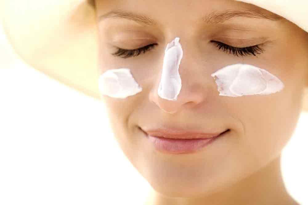روش استفاده از ضد آفتاب اوکالان
