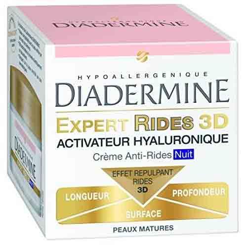 کرم شب دیادرماین Diadermine مدل Expert 3D