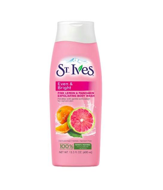 St.ives Even & Bright Body Shampoo
