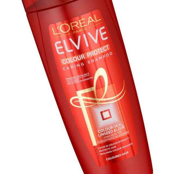 شامپو الوایو (Elvive) قرمز برند لورال مدل color-vive
