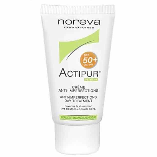 ضد آفتاب اکتی پور برند NOREVA spf50