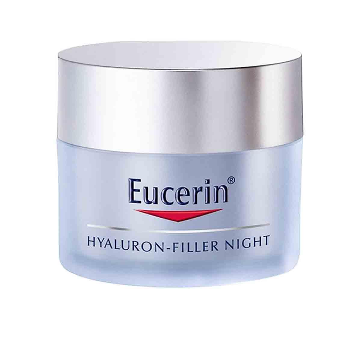 کرم شب اوسرین مدل Hyaluron Filler : ضد چروک ۵۰ml