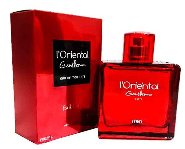 ادکلن اورینتال جنتلمن: مردانه 100ML برند جی پارلیس l'oriental Gentleman