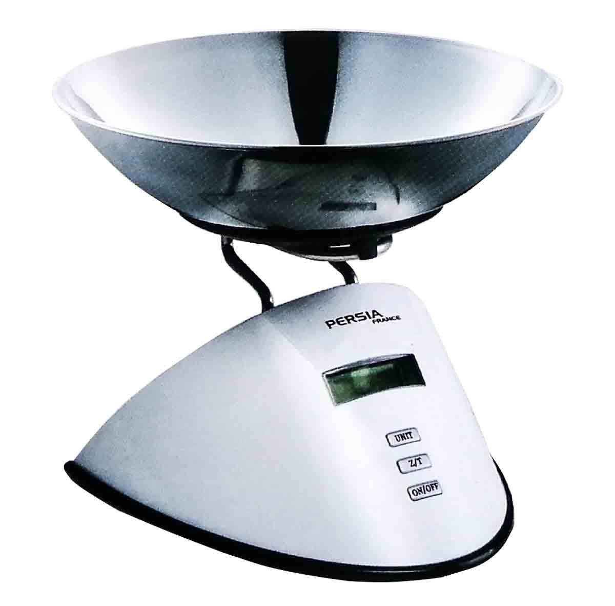 ترازو آشپزخانه پرشیا فرانس مدل PR-4052