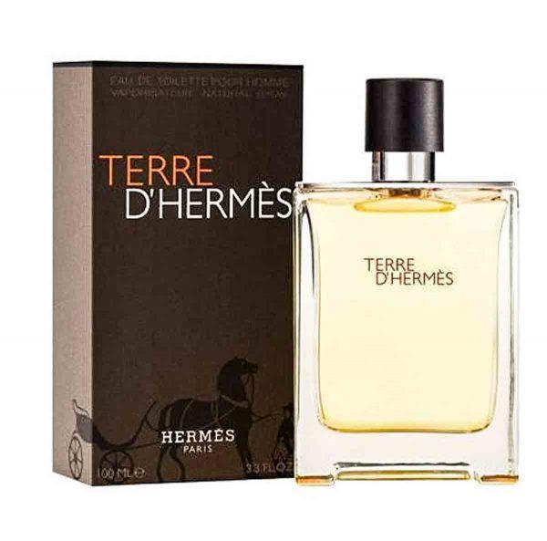 عطر و ادکلن مردانه هرمس مدل Terre De Hermes حجم 100 ml