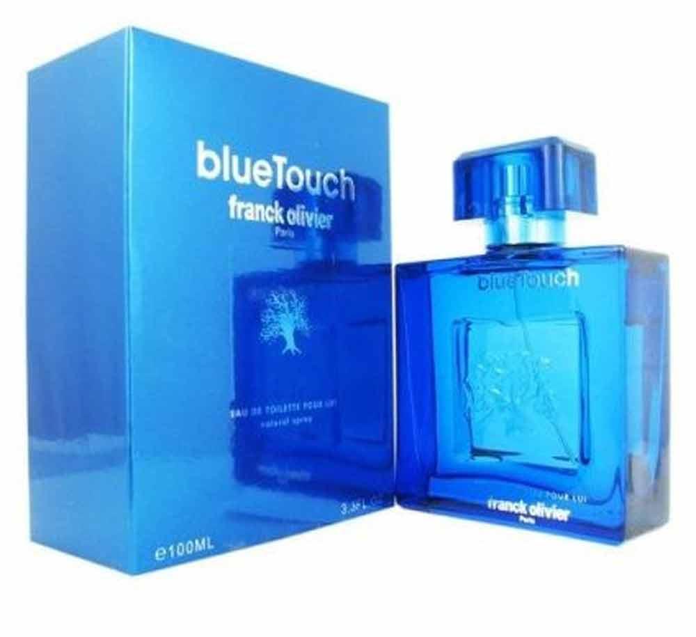 ادوتویلت مردانه فرانک اولیور مدل Blue Touch