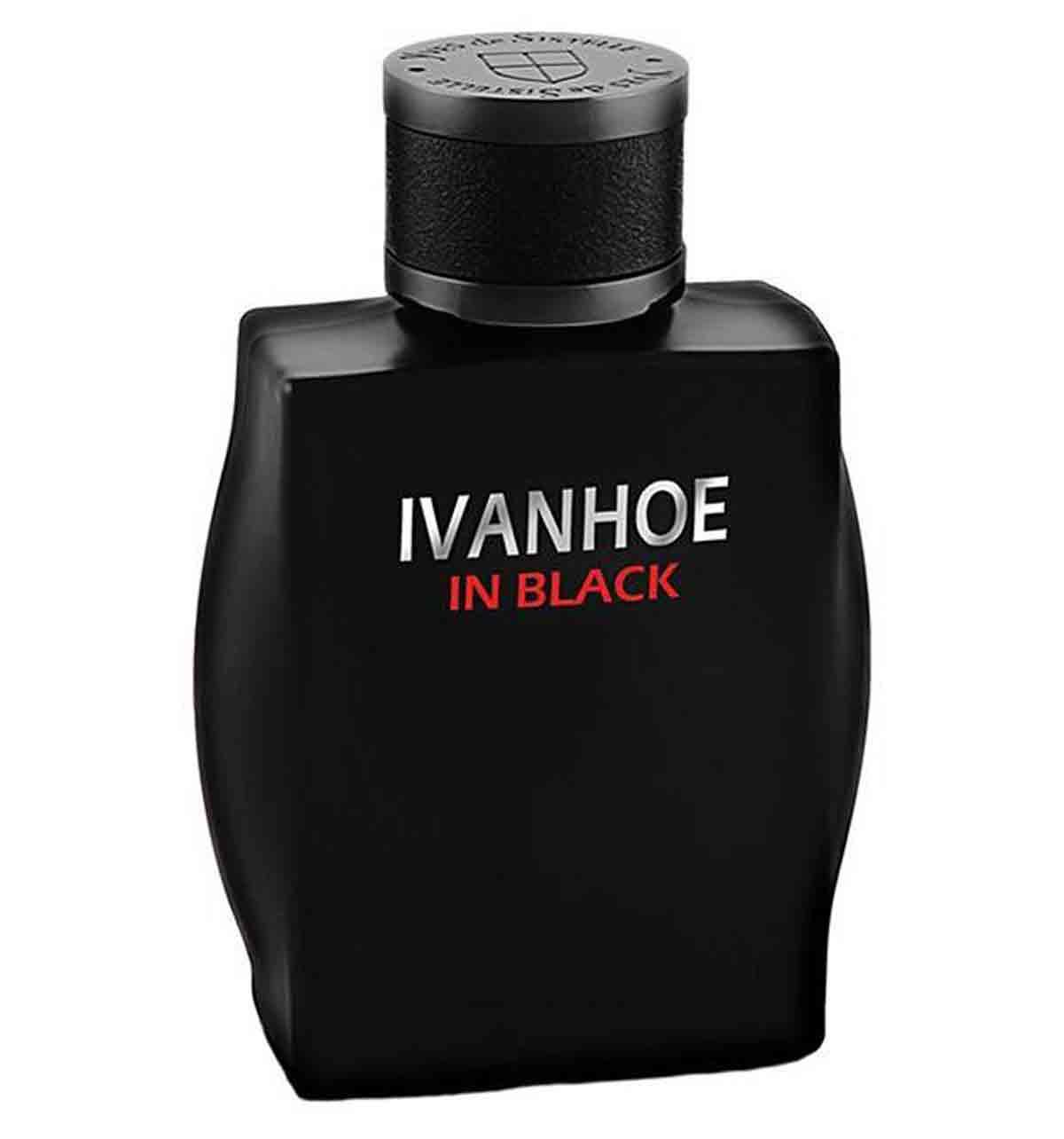 ادوتویلت مردانه ایوز د سیستل مدل Ivanhoe In Black