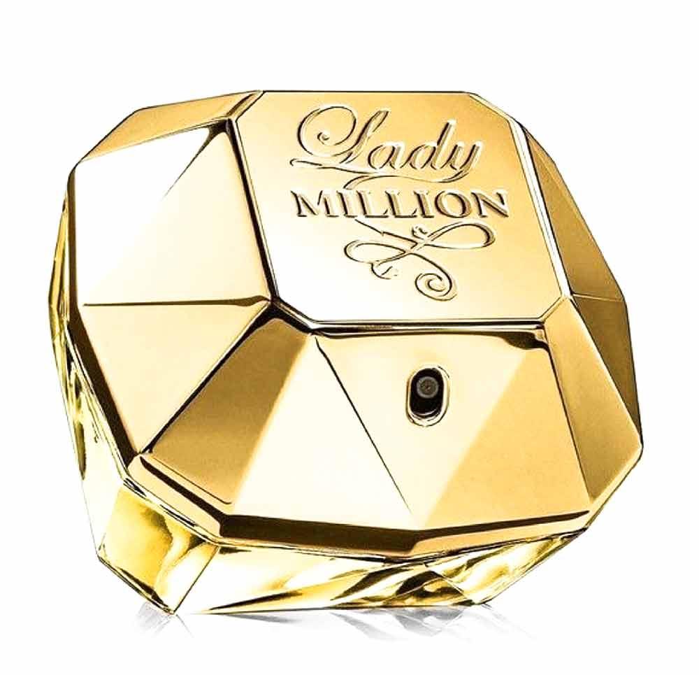 عطر و ادکلن زنانه پاکو رابان مدل Lady Million حجم 80 میلی لیتر