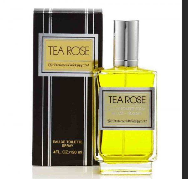 عطر و ادکلن تیروز  (TEA ROSE)