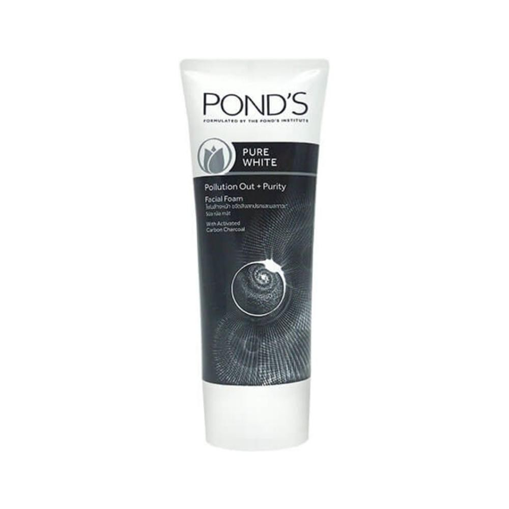 فوم شستشوی صورت پوندز پیور وایت Ponds Pure White Facial White