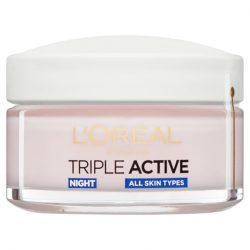 کرم شب لورآل مدل تریپل اکتیو (Triple Active) سه کاره
