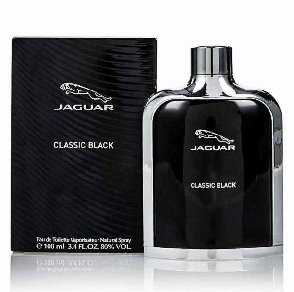 ادکلن جگوار کلاسیک بلک-Jaguar Classic Black