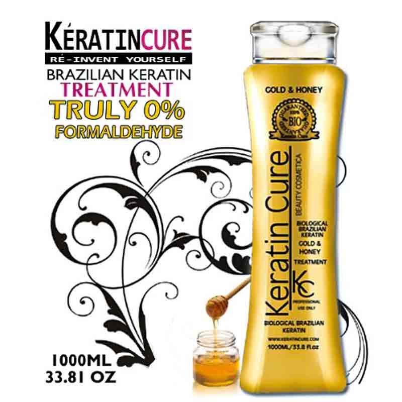 مایع کراتین کیور Keratin Cure