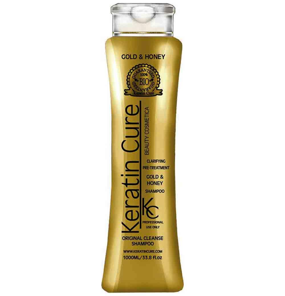 کراتین موی بیو (BIO) طلا و عسل Keratin Cure