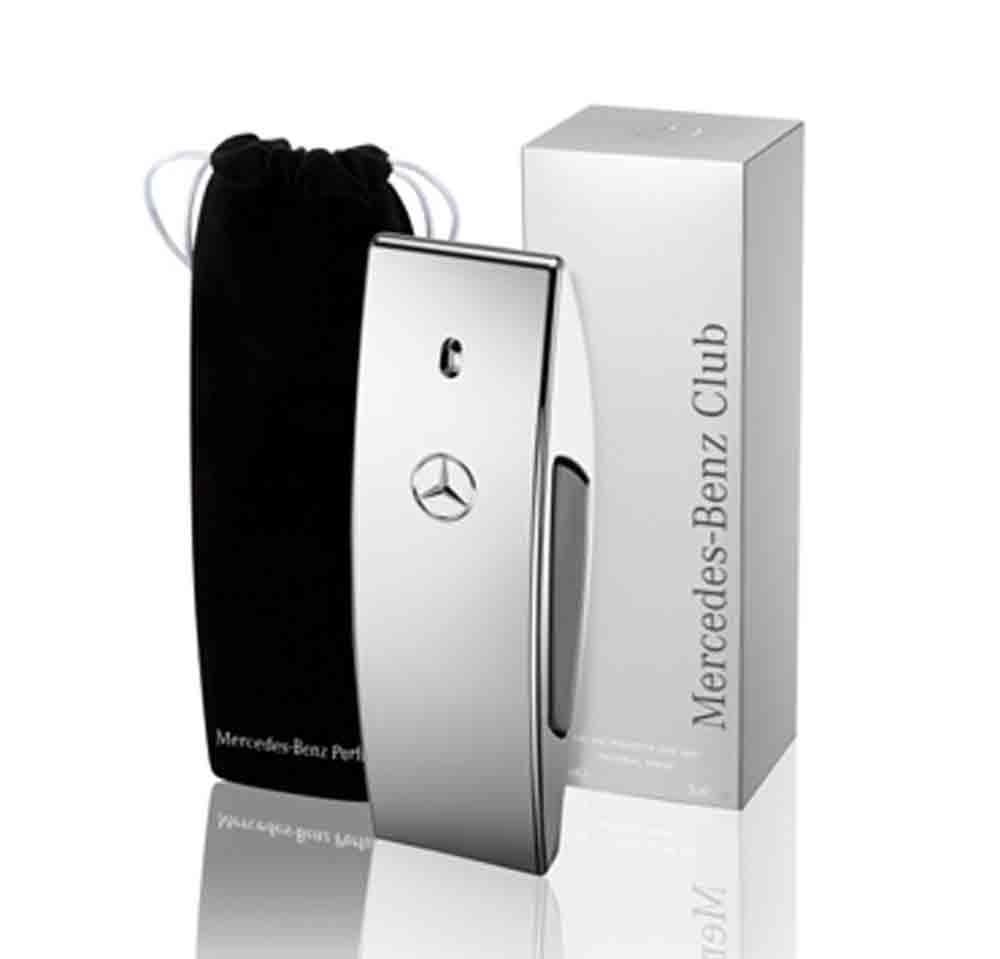 ادکلن مردانه مرسدس بنز کلاب «Mercedes Benz Club»